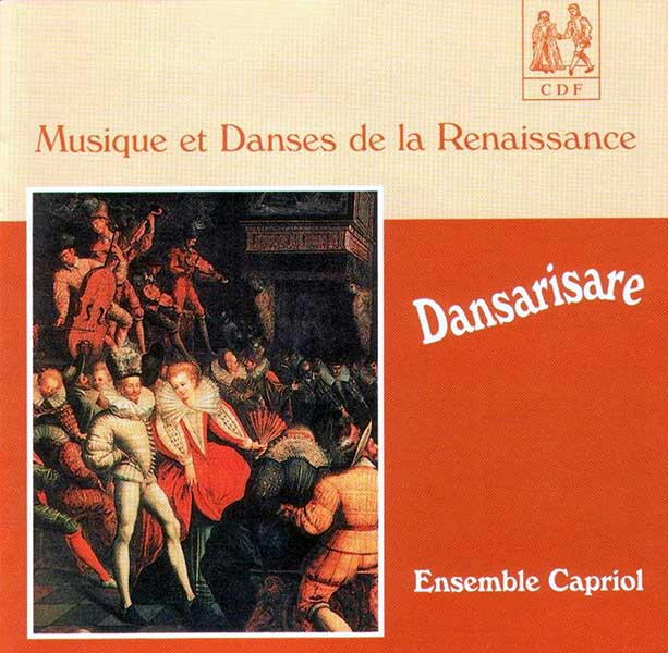 Ensemble Capriol - Dansarisare