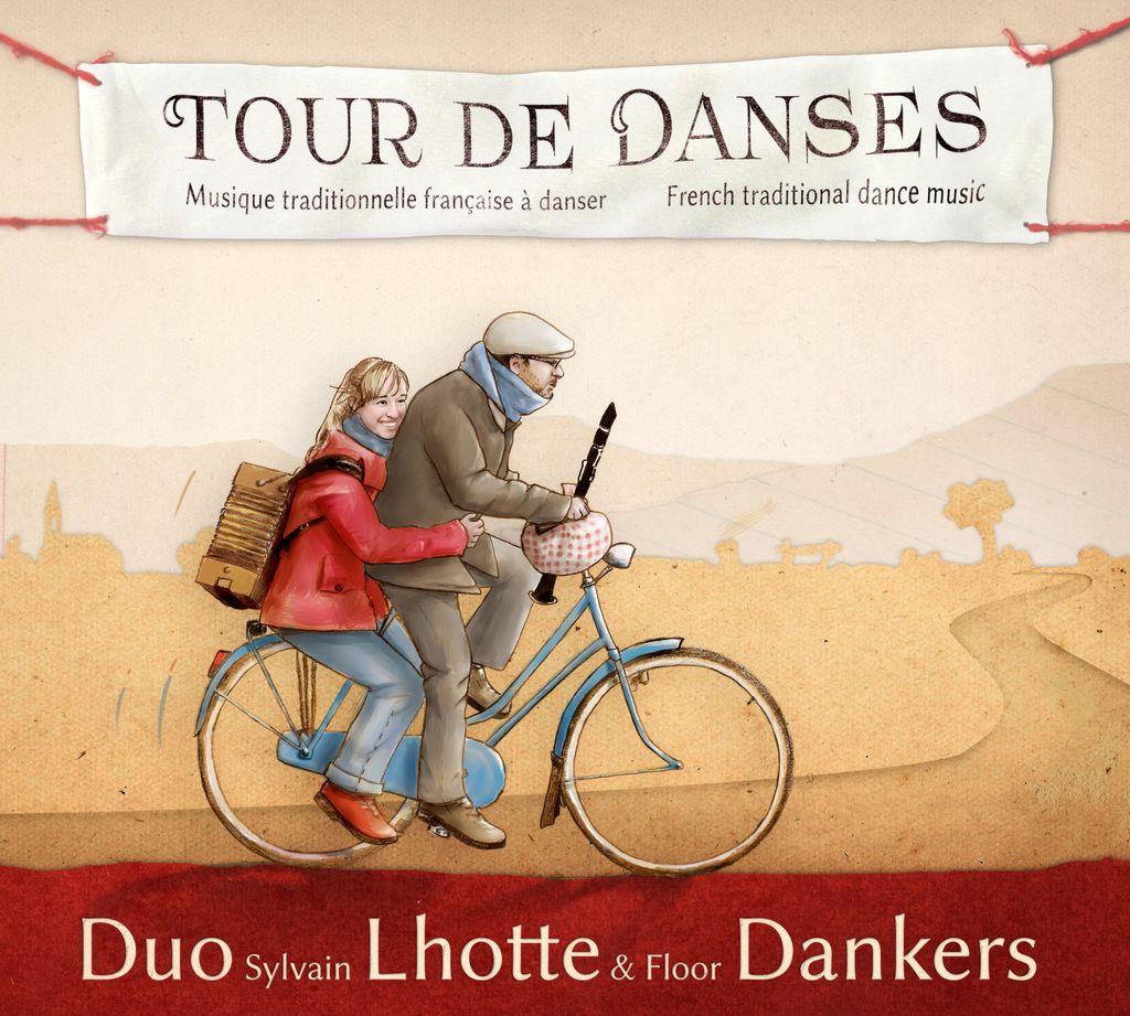 Duo Lhotte & Dankers - Tour de Danses