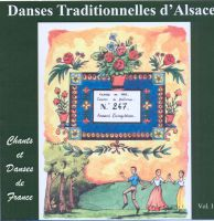 Contrerond - Danses Traditionnelles d'Alsace Vol 1